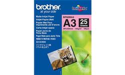 Brother BP60MA3 Matt Inkjet Paper A3 25 sheets