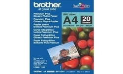 Brother BP71GA4 Premium Plus Glossy A4 20 sheets