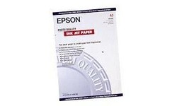 Epson Photo Quality Ink Jet Paper A3 100 sheets