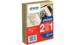 Epson Premium Glossy Photo Paper 10x15cm 40 sheets