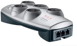 MGE Protection Box with Tel/TV 5-socket