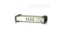 Aten 4-Port USB 2.0 DVI KVMP Switch