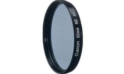 Canon F52ND4L ND 4L Neutral Density X 4 52mm
