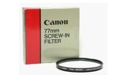 Canon F77REG Regular Filter 77mm