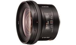 Sony SAL-20F28 20mm f/2.8