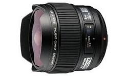 Olympus ZD 8mm f/3.5 Fisheye