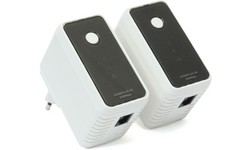 Black Base EA-201 Homeplug Turbo 200Mbps Twin Pack