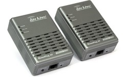 AirLive 200Mbps Powerline Ethernet Adapter kit