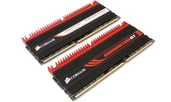 Corsair Dominator GT 4GB DDR3-1600 CL7 kit (AirFlow Fan)