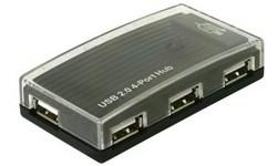 Delock 4-port External USB 2.0 Hub