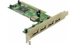 Delock 5-port USB 2.0 PCI Card
