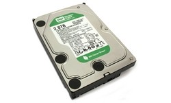 Western Digital Caviar Green 2TB (SATA2, 64MB)