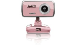 Sweex WC066 Webcam Pink