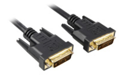 Sharkoon DVI-D Dual Link Cable 3m