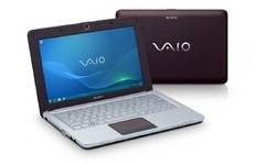Sony Vaio VPC-W21S1E Brown