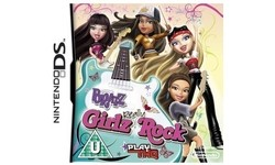 Bratz Girlz Really Rock (Nintendo DS)