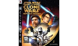 Star Wars The Clone Wars: Republic Heroes (PlayStation 3)