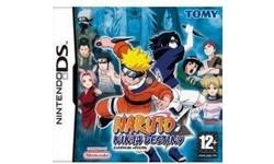 Naruto, Ninja Destiny (Nintendo DS)