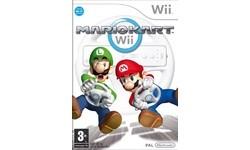 Mario Kart + Wheel (Wii)