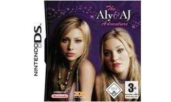 The Aly & AJ Adventure (Nintendo DS)