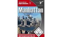 Manhattan Scenery FS X + FS 2004 Add-On (PC)
