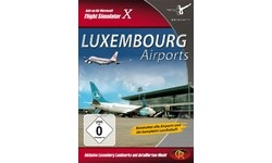 Luxembourg Airports FS X Add-On (PC)
