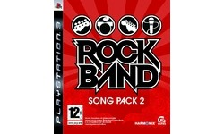 Rock Band, Song Pack 2 (PlayStation 3)