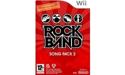 Rock Band, Song Pack 2 (Wii)