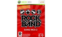 Rock Band, Song Pack 2 (Xbox 360)
