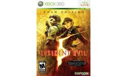 Resident Evil 5, Gold Edition (Xbox 360)