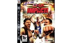 TNA Impact, Wrestling (PlayStation 3)