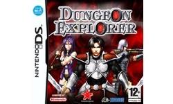 Dungeon Explorer: Warriors of Ancient Arts (Nintendo DS)