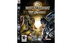Mortal Kombat vs DC Universe (PlayStation 3)