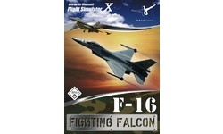 Fighting Falcon X: F-16, FS X Add-On (PC)