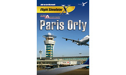 Mega Airport Paris-Orly, FS X Add-On (PC)