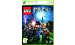 Lego Harry Potter, Years 1-4 (Xbox 360)