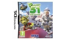 Planet 51, The Game (Nintendo DS)