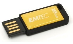 Emtec USB 2.0 Mini Flash Drive 16GB