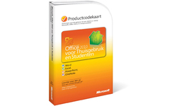 Microsoft Office Home & Student 2010 NL (PKC)