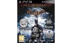 Batman: Arkham Asylum, Game of the Year Edition (PlayStation 3)