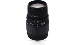 Sigma 70-300mm f/4-5.6 DG Macro (Pentax)