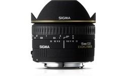 Sigma 15mm f/2.8 EX DG Diagonal Fisheye (Canon)