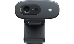 Logitech HD Webcam C270 Black