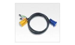 Aten 3M Video KVM Cable with Audio