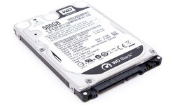Western Digital Scorpio Black 500GB