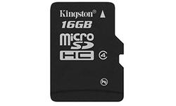 Kingston Class 4 MicroSDHC 16GBClass 4