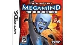 Megamind: The Blue Defender (Nintendo DS)