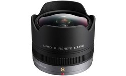 Panasonic Lumix G 8mm f/3.5 Fisheye