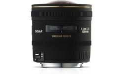 Sigma 4.5mm f/2.8 EX DC Circulair Fisheye HSM (Nikon)