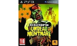 Red Dead Redemption: Undead Nightmare Pack (PlayStation 3)